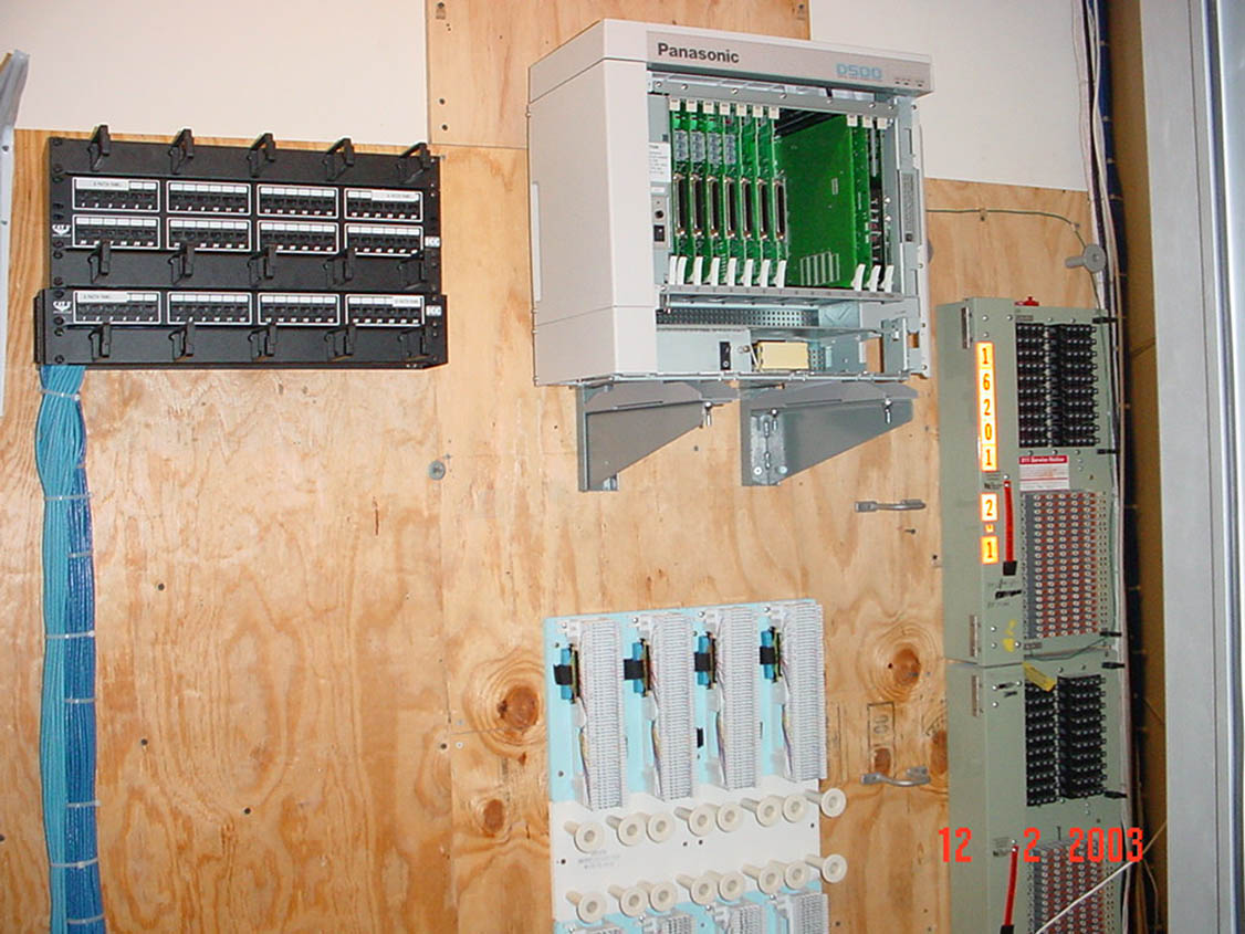 Laba Communications data cabling,phone system, speakers and audio ...